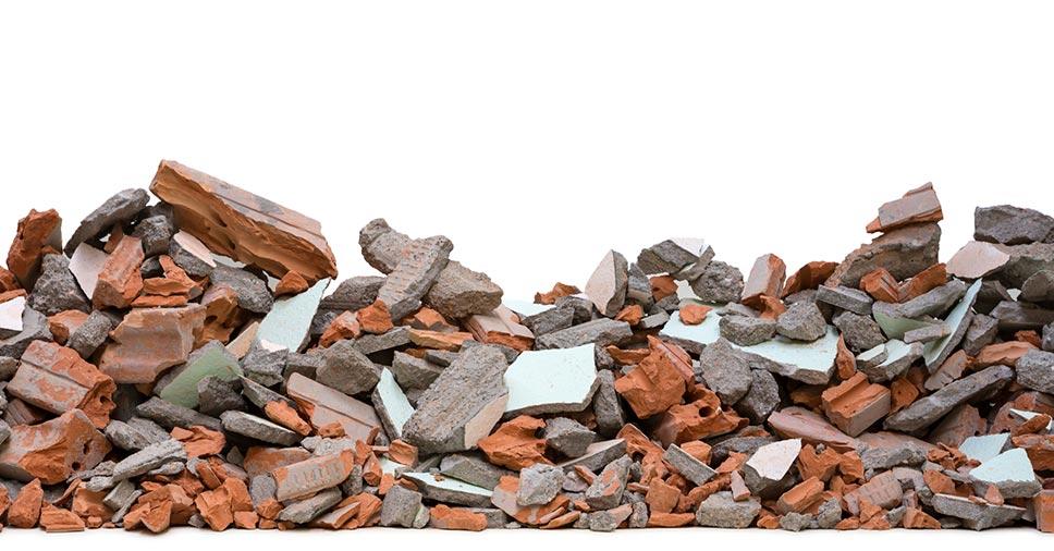 Veja 5 tipos de resíduos que causam a obstrução pós-obra!